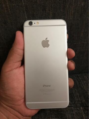iphone 6+ plus 16gb silver mulus murah ori