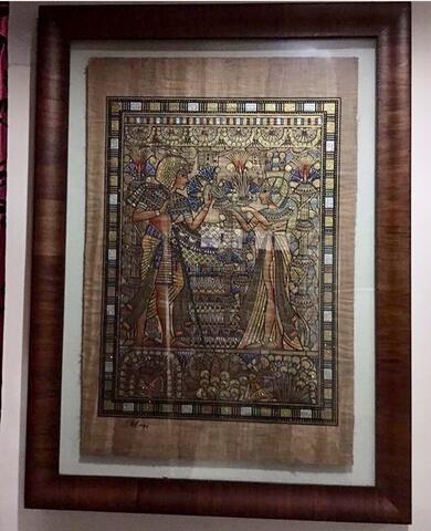 lukisan Mesir