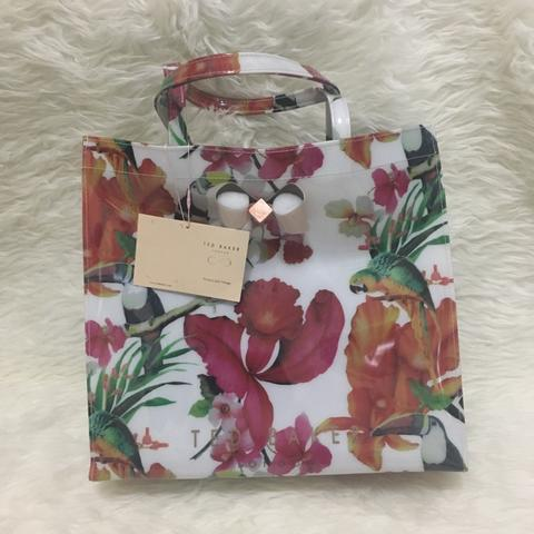 Tas Ted Baker Large Shopper Flowers