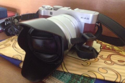 Kamera FujiFilm XA3 (MuLuS)