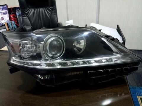 Headlamp OEM Lexus RX 270 / RX 350, AFS Ready, Kondisi 95% Mulus. 100% Ori Koito JP