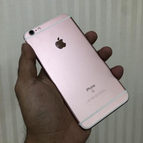 UNTUNG STORE >> iPhone 6s Plus 64gb Rose Gold Mulus Fullset Jaksel