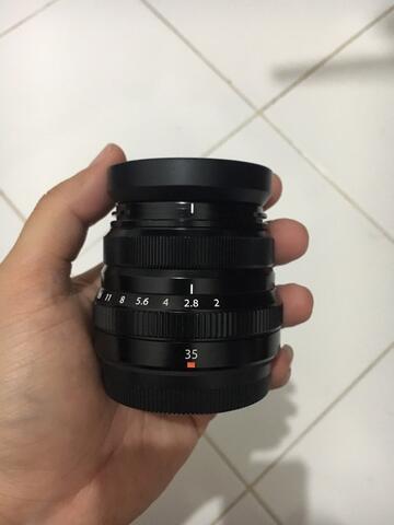 Lensa XF 35mm F2