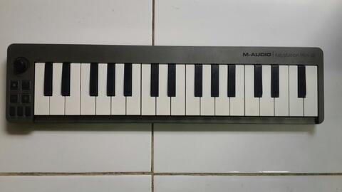 keyboard controller m-audio keystation mini 32 keys mulus
