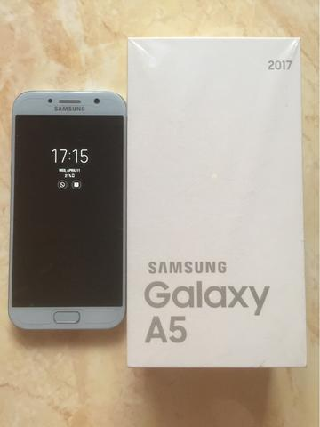 Samsung Galaxy A5 2017 Garansi Like new