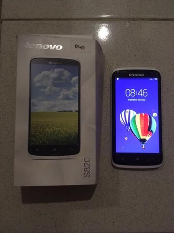 LENOVO s820 8GB bandung