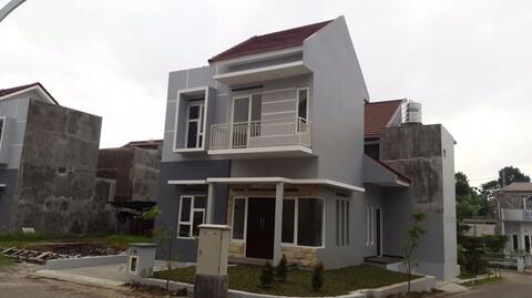 Rumah Baru jadi di suhat MALANG