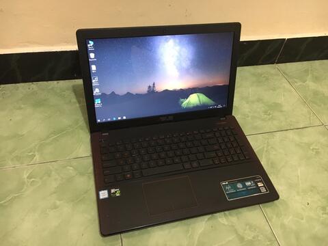 Laptop Gaming Asus X550VX (X550V) core i7 Vga Nvidia GTX 950M 2gb Ram 8gb Hdd 1tb