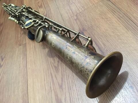 Java Saxophone Signature Soprano Straight