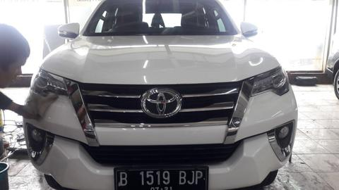 toyota fortuner vrz 2016 At