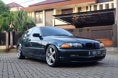 BMW 318i e46 M43 th 2001 Triptonic A/T GOOD CONDITION