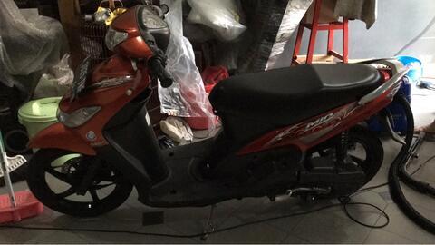 Yamaha Mio CW Sporty 2012