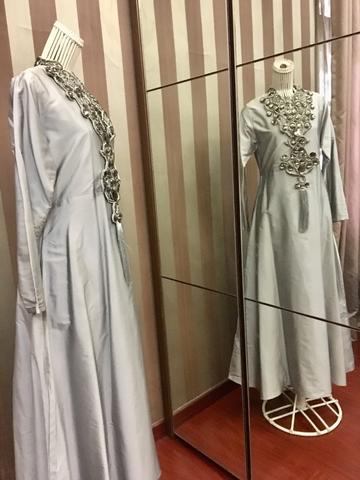 gamis silver