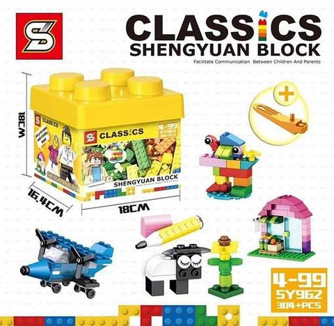 SY 962 - Bricks Classic