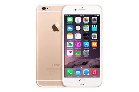 IPHONE 6 64gb GOLD mulus lengkap murah