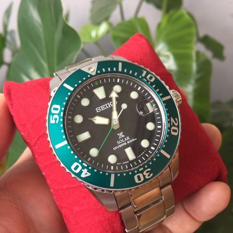 Seiko Green Solar SNE451P1 Limited Edition