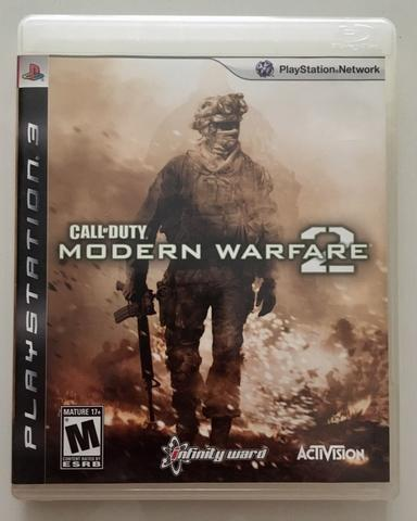 BD Kaset Game PS3 Call Of Duty Modern Warfare 2