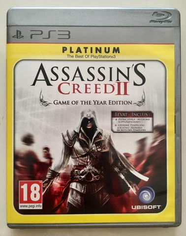 BD Kaset Game PS3 Assassin's Creed 2