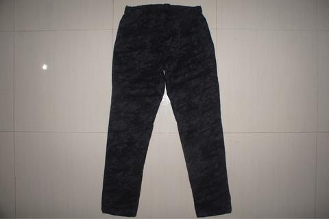 UNIQLO Grey Black Camo Sweat Long Pants