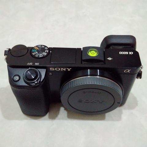 [CAKIM] WTS Sony A6000 body only mulus