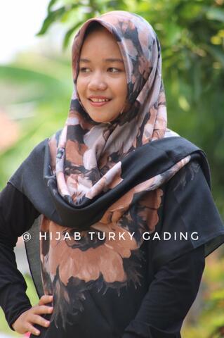 Hijab Turky Asli made in Turky