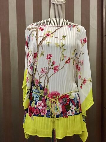 blouse chiffon