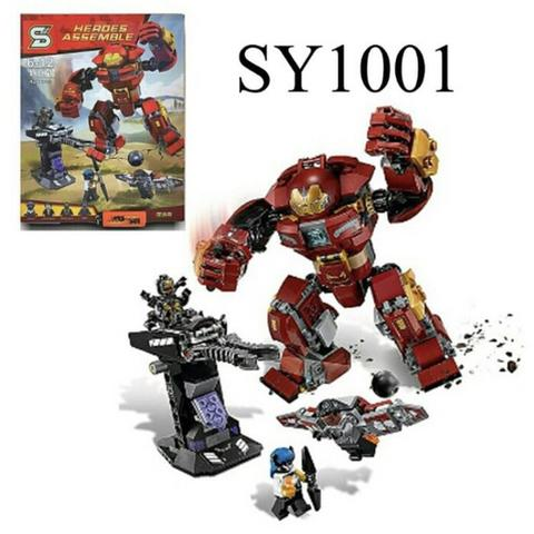 SY 1001- The Hulkbuster Infinity war