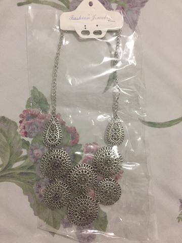 Silver Necklace from Thailand