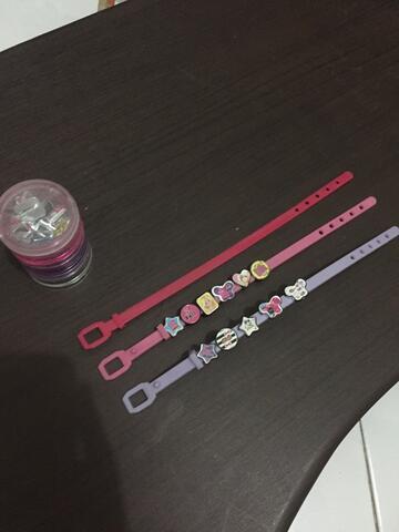 Original Barbie Charm Bracelet (Customizable)