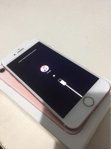 iphone 7 rose gold 128g error