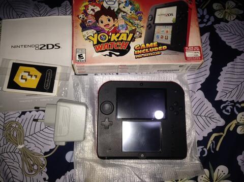 Nintendo 2DS 16gb Cfw luma fullset | 3DS 3 ds
