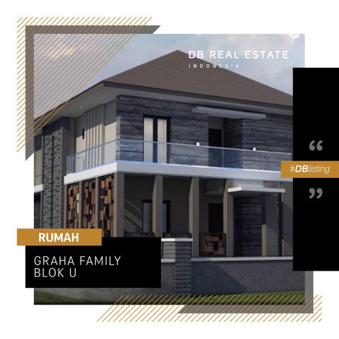 GRAHA FAMILY BLOK U NEW MINIMALIST