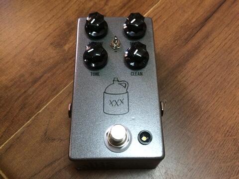 BRAND NEW: JHS Moonshine V2 Overdrive (USA made)