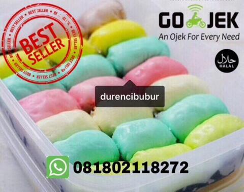 Pancake Rainbow durian duren Medan Legit Rasanya