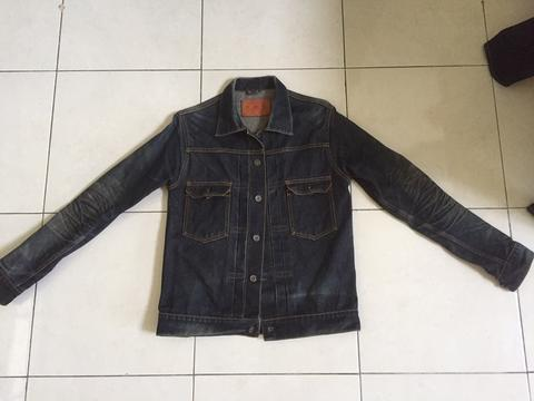 Denim Jacket - Salomon by AYE! Denim