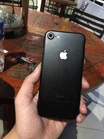 Iphone 7 128Gb Blackmatte Zp/A Fullset No HF bs bt dg Samsung S8