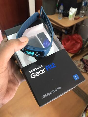 Samsung Gear Fit 2 Sein Fullset