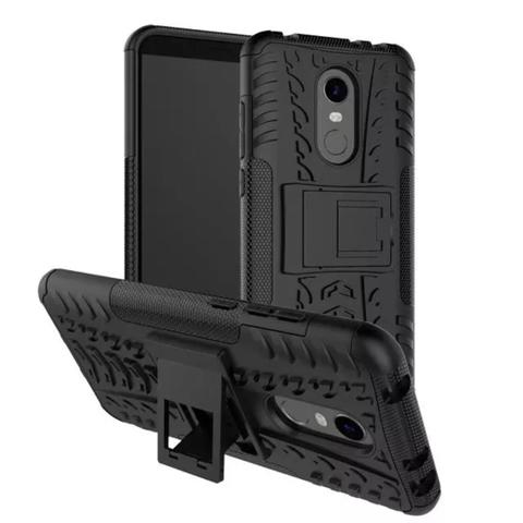 Case Casing Xiaomi 5 Plus Hard Stand Shockproof Rugged Armor Premium