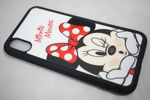 Iphone X Case Casing Mickey Minnie Mouse Cute