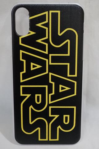 Iphone X Case Casing Star Wars Starwars Logo - Boba Fett - Hard Case