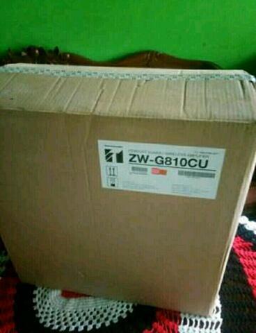 Portable Wireless Amplifier ZW-G810CU