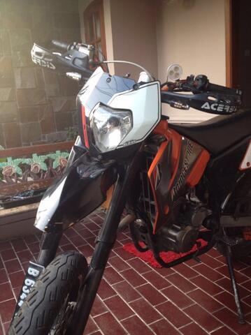 KTM 520 mesin Megapro