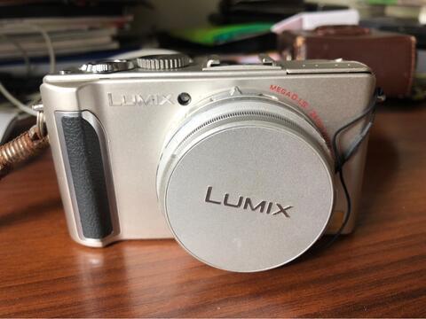 Panasonic DMC-LX3 US$150