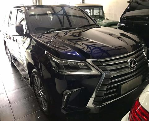 Lexus LX 570 F Sport ATPM 2016 Low KM Like New