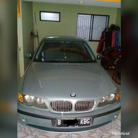 BMW 352i 2003