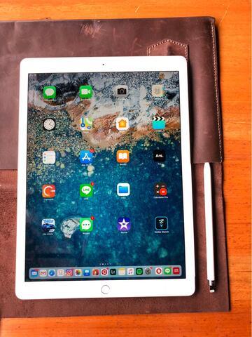 iPad Pro 12.9inc 32gb gold