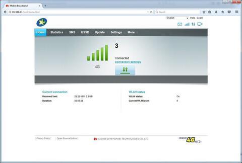 Jasa Unlock Modem Huawei CPE B310s-927 B310 4G LTE Router Bundling BOLT / XL Home