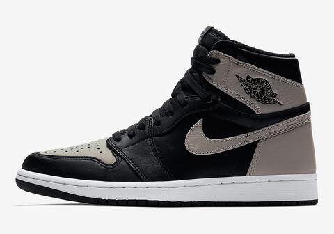 Nike Air Jordan 1 Retro High OG Shadow 2018