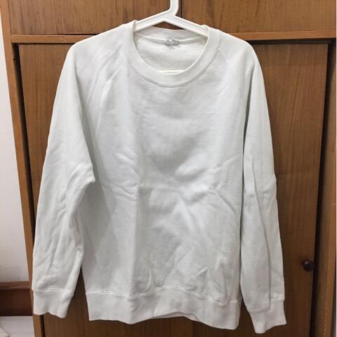 Wts Sweater Putih Uniqlo U
