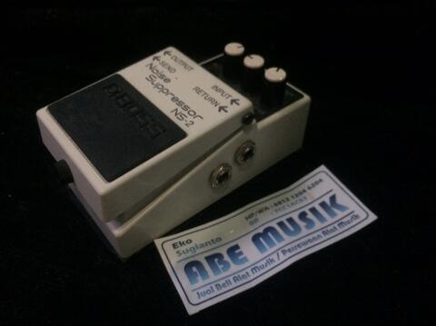 Efek Gitar Boss NS-2,Made In Taiwan